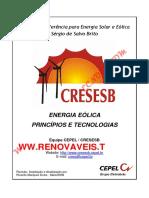 HISTÓRIA Energia Eolica Principios Tecnologias
