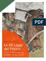 Le 48 Leggi Del Potere 1
