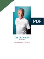 DIETA DUKAN (Sintetizata )(2)