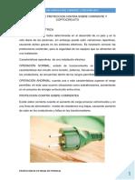 Sistemas de Proteccion Contra Sobre Corriente y Cortocircuito
