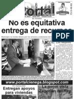 El Portal Cienega Agosto 2010