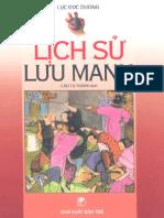 Lưu Manh Sử - Cao Tự Thanh