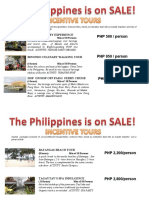 The DOT and PHILTOA Unveils the Philippines ' Top Emerging Business Destinations for 2010
