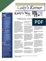Kaity's Korner August 10