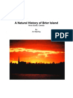 A Natural History of Brier Island NS