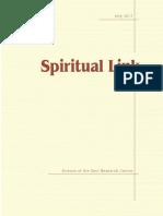 Spiritual Link July 2017