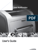 Guide English for CF-560 MFP