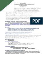 Regulament de Organizare Concurs GUSTA STIINTA FINAL 2015