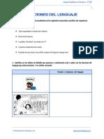 Funciones Del Lenguaje- Ejercicios
