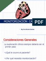 Monitorizacion Cardiaca y Respiratorio