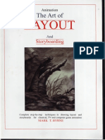 Animation the Art of Layout and Storyboarding Text