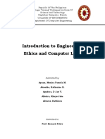 Introduction to Engineering Ethics and Computer Laws (Computer Ethics)