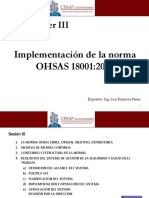Sesion ISO 45001