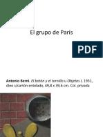 El Grupo de París