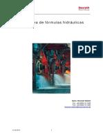 Bosch Rexroth - Coletânea de Fórmulas Hidráulicas
