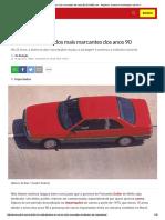 Os Carros Importados Mais Marcantes Dos Anos 90 _ EXAME