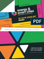 Informação Conferência Internacional Energy & Smart Cities