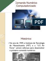 Comando Numérico Computadorizado