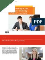 Pwc Insurance Stress Testing