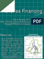 Financing Fisheries - BFAR