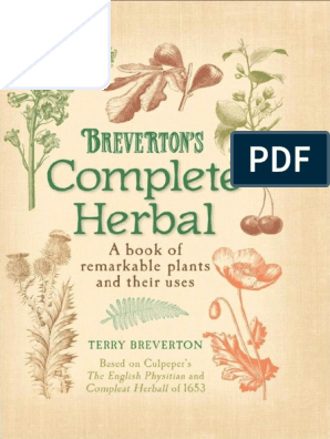Breverton's Complete Herbal pdf | Herbalism | Almond
