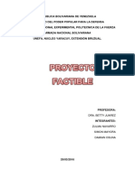 Proyecto Factible