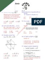 30 Ejercicios Desarrollados de Matemáticas de Quinto de Secundaria