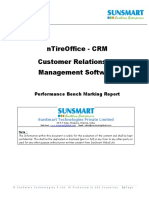 NTireCRM Performance Benchmarking Report