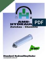 Hydraulic Cylilinder Catalog-Alemania