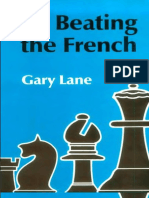 chess book beating the french