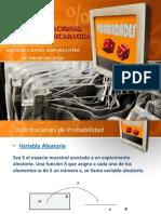 Distribuciones de Probabilidades 2017