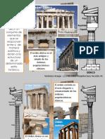 Orden Dorico,Jonico y Corintio