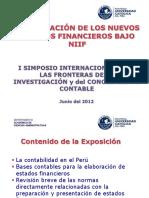 Exposición Elaboración de EE FF Bajo NIIF PUCP-OK