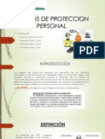 Equipos de Proteccion Personal Final