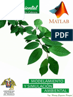 Desoxigenacion en Rios Con Matlab