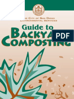Guide to Backyard Composting - City of San Diego, California