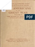 The Americans in the Great War Vol 2 - Battle of St Mihiel