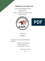 Monografía Concreto Tecn. Materiales