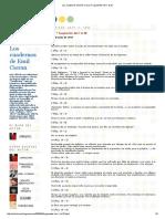 Los Cuadernos de Emil Cioran_ Fragmentos Del 1 Al 20