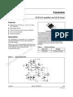 TDA 2030 amplifier.pdf