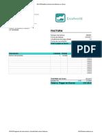 Plantilla Factura en Excel (1)