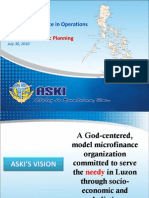 SPM and Operations - ASKI