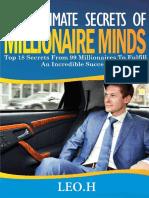 Leo H - The Ultimate Secrets of Millionaire Minds