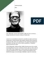 Tabus e mitos sob o assédio da ficção - sobre ´Frankenstein e Drácula - Como publicada Manto Diáfano 10-07-16