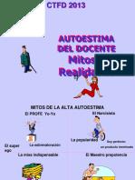Tema 6 Autoestima Del Docente