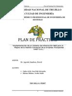 Plan de Prácticas GADEA & MIÑANO