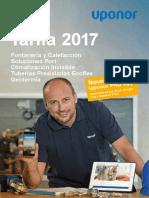 2017 Tarifa Uponor ES Mayo