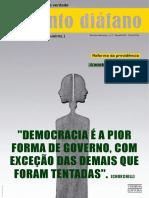 O Manto Diafano Nr 5 20jul - Com O Incrível e Triste Fado Da Supertele Luso-brasileira Parte 1