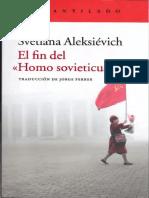 Homo  Sovieticus Svetlana Completo