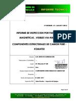 INFORME DE INSPECCION MEDIANTE MT A CAMION 930E.pdf
